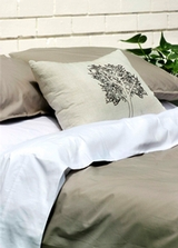ecoLinen Organic cotton bed linen